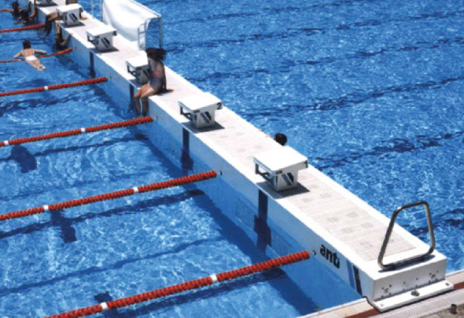 Swimming Pool Equipment Trading in Middle East